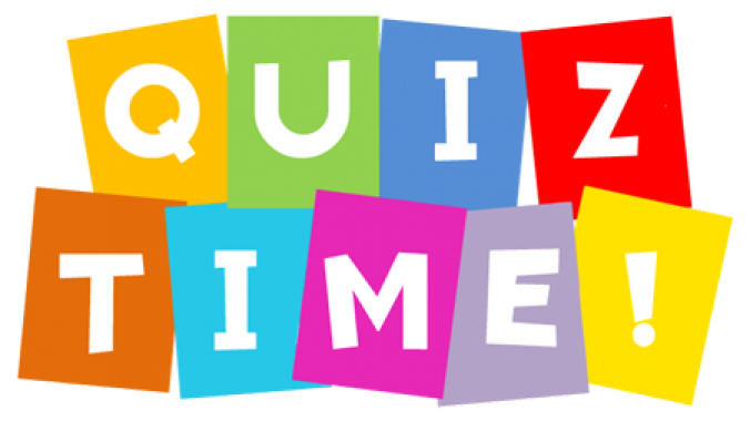 Friday 23rd March – Youth Quiz
